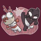 Black Ninja Wins by dooomcat