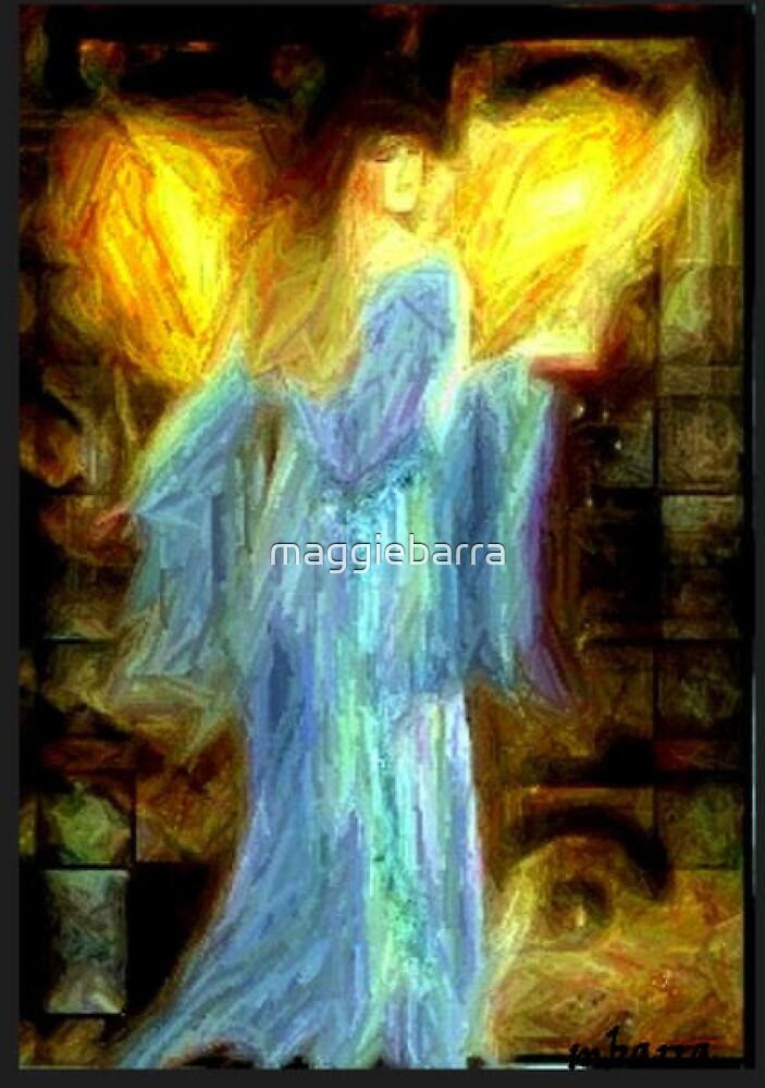 Angel Bright by maggiebarra