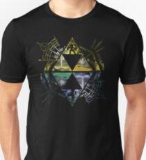 Heroes of Two Worlds Unisex T-Shirt