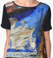 """""""Once Upon A Breeze"""" Women's Chiffon Top"""
