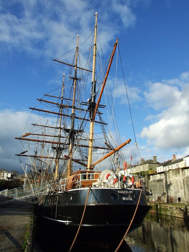 ye olde ship by matjenkins
