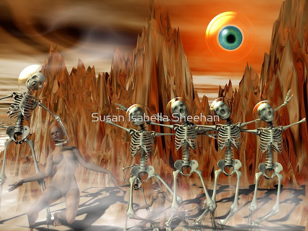 The Boneyard Dance by Susan Isabella  Sheehan