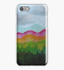 Landscaping colors iPhone Case/Skin