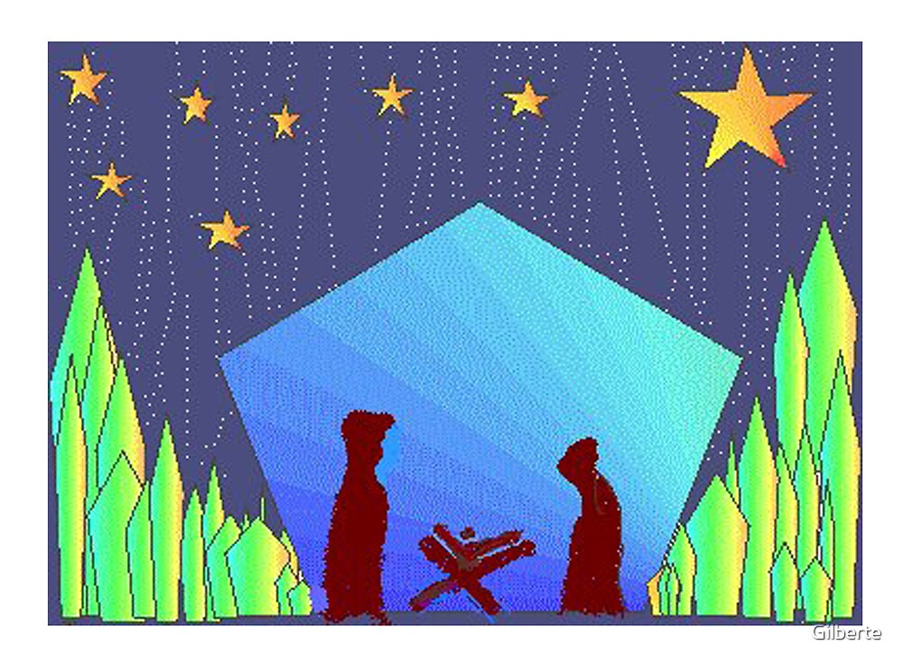 Holy Night by Gilberte