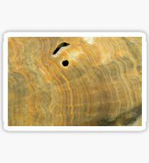agate stone texture Sticker