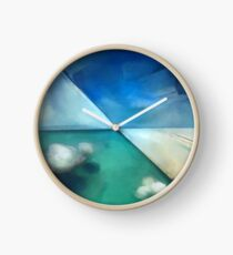 Sky and Sea Clock