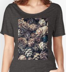 Tiny Pinecones Women's Relaxed Fit T-Shirt
