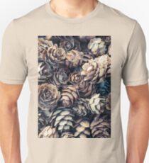 Tiny Pinecones Unisex T-Shirt