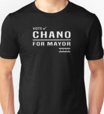 CHANO FOR MAYOR Unisex T-Shirt