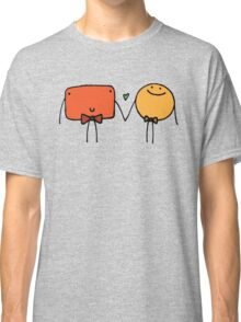 More Happy Little Blob People! Classic T-Shirt