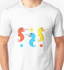 Seahorses Unisex T-Shirt