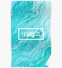 Fearless. Poster