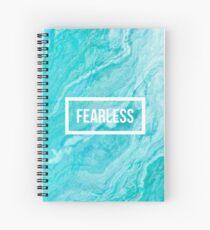 Fearless. Spiral Notebook