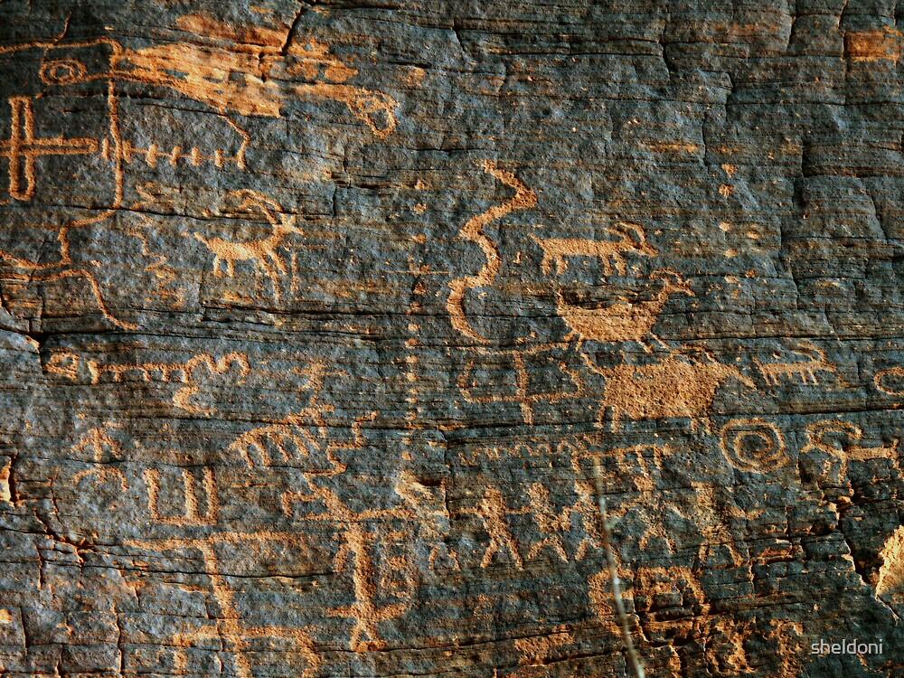 """Ancient Art"" by sheldoni"