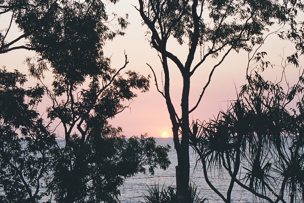 West from Weipa by andy  king