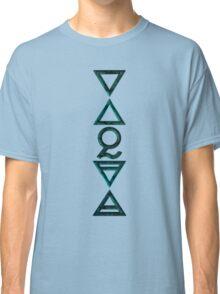 EARTH, AIR, FIRE, WATER, SPIRIT - bottom of the ocean Classic T-Shirt