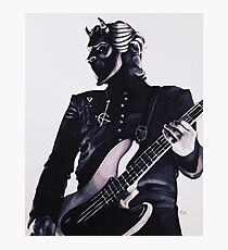 Bass Ghoul Photographic Print