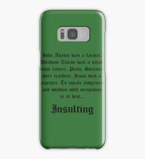 Judgment and Wisdom Samsung Galaxy Case/Skin