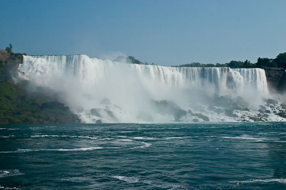 American Falls II by shadow2