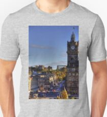 Looking up Waterloo Place T-Shirt