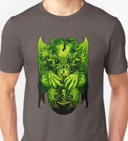 Lovecraft Cthulhu III T-Shirt