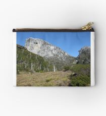 Frenchmans Cap with North Col on approach to Lake Tahune Studio Pouch
