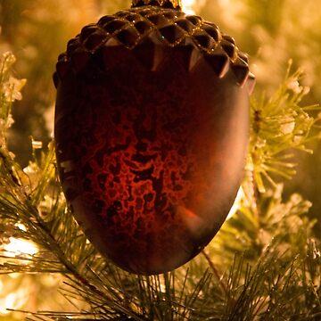 Acorn Ornament by T4goodro