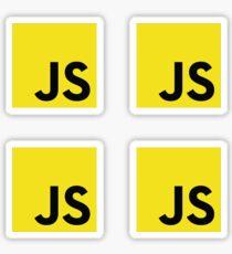 JavaScript STEM Coding Sticker
