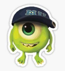 Baby Mike Wazowski Sticker