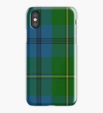 Johnstone/Johnston Clan/Family Tartan  iPhone Case/Skin