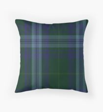 Jones of Wales Clan/Family Tartan  Throw Pillow