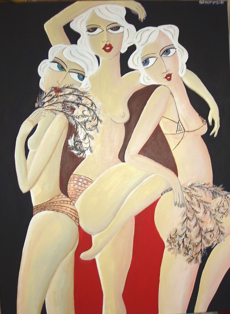 Art Deco Divine by Samantha Thompson
