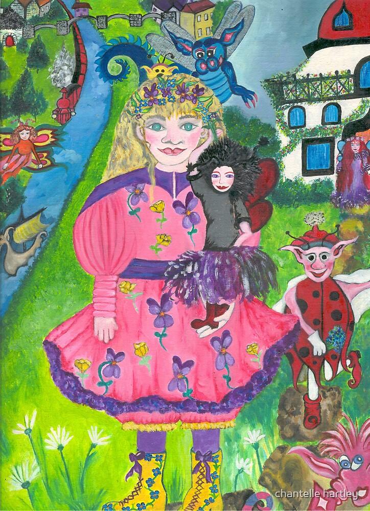 Jemima's new dress by chantelle hartley