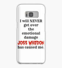 Joss Whedon Samsung Galaxy Case/Skin