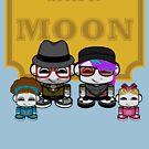 O'BABYBOT: House of Moon Family by Carbon-Fibre Media