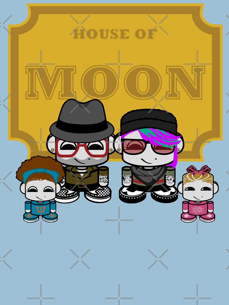 O'BABYBOT: House of Moon Family by carbonfibreme