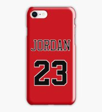 Michael Jordan 23 Jersey Phone Case iPhone Case/Skin