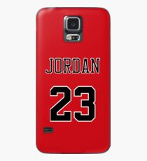 Michael Jordan 23 Jersey Phone Case Case/Skin for Samsung Galaxy