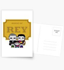 O'BABYBOT: House of Rey Family Postcards