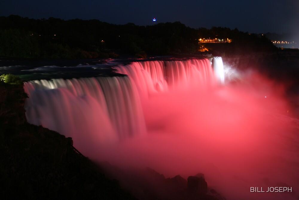 RED FALLS by BILL JOSEPH