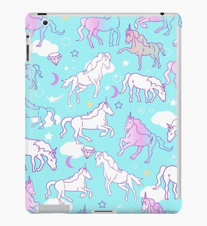 Sky Unicorns iPad Case/Skin