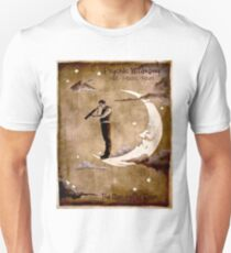 PSYCHIC WIZARDRY: Vintage Man on the Moon Print T-Shirt