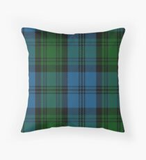 Kerr Hunting Clan/Family Tartan  Throw Pillow