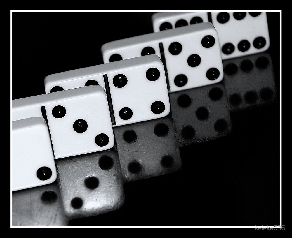 The Art of Dominos by keleka656
