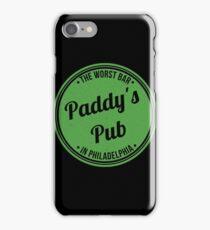 Paddy's Pub iPhone Case/Skin