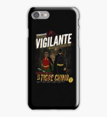 Greendale's Nocturnal Vigilante iPhone Case/Skin