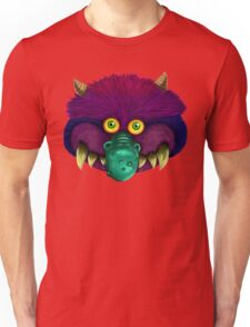 Monster (black background) Unisex T-Shirt
