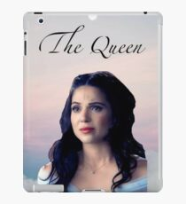 Regina Mills - The Queen - Once Upon A Time iPad Case/Skin