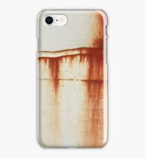 Rust Patina style 0001 iPhone Case/Skin