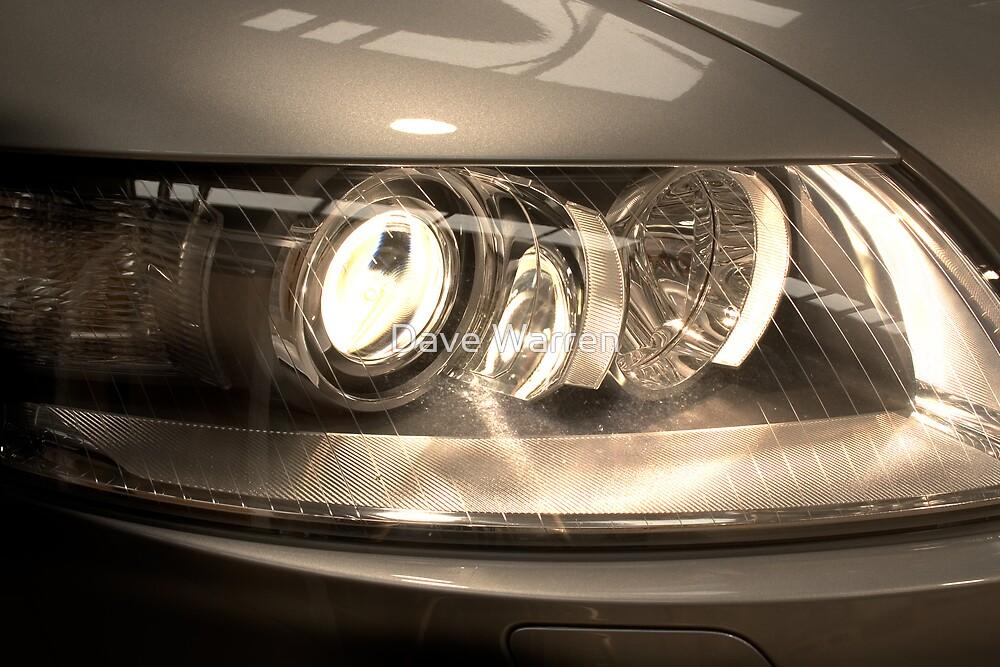headlight by Dave Warren